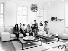 Brand: S'nob de Noblesse Ambassadors: Medina, Sasseline Sørensen, Jean Ahlefeldt-Laurvig, Jaqueline Friss Mikkelsen, Stephanie Lillelund, Camille Jones
