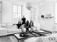 Ambassadors: Trice Tomsen, Beate Bille, Majbritt Saerens, Sasseline Sørensen Brand:S'NOB