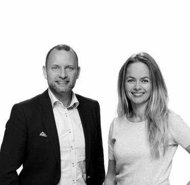 Lars Eegholm and Julie Marie Hauerberg