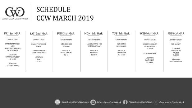 CCW SCHDULE M 2019